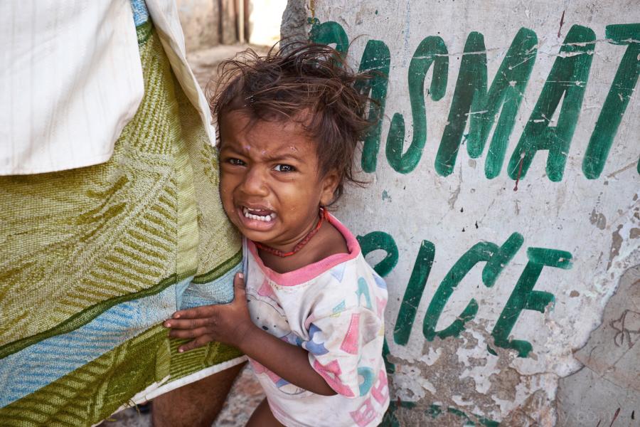 Basmati Child