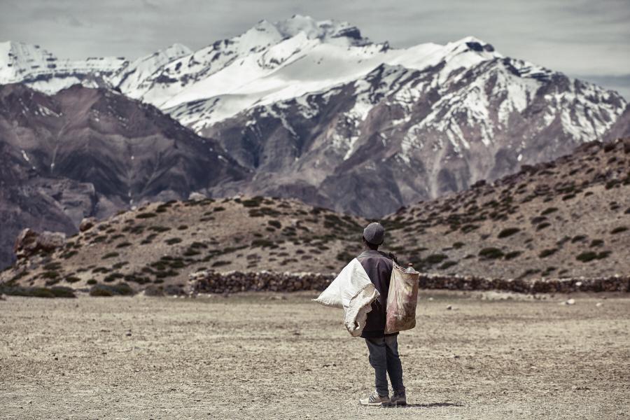 Himalayas - Boy
