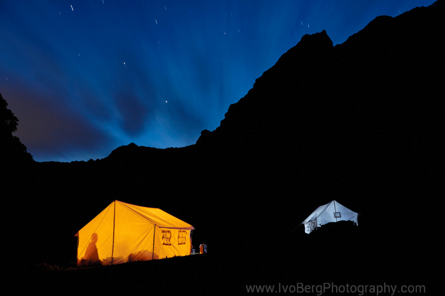 Himalayas - Night Camp