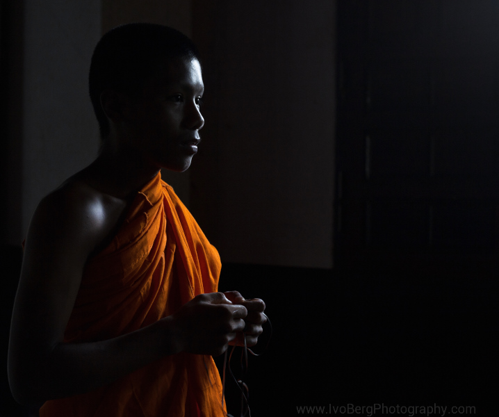 Monk Thailand 2