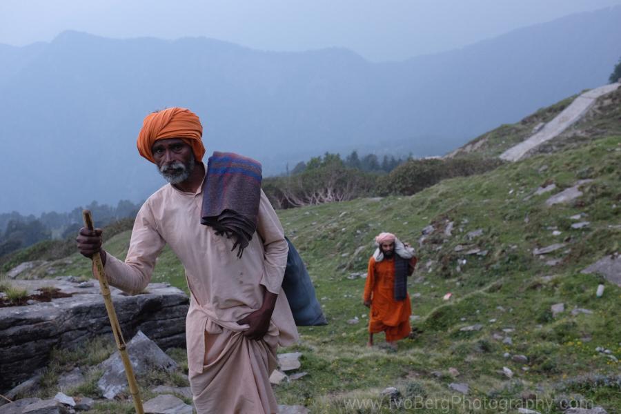 Mountain Babas