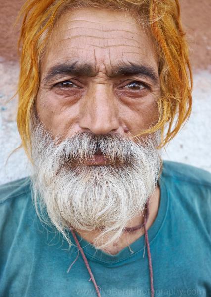 Portrait Vrindavan