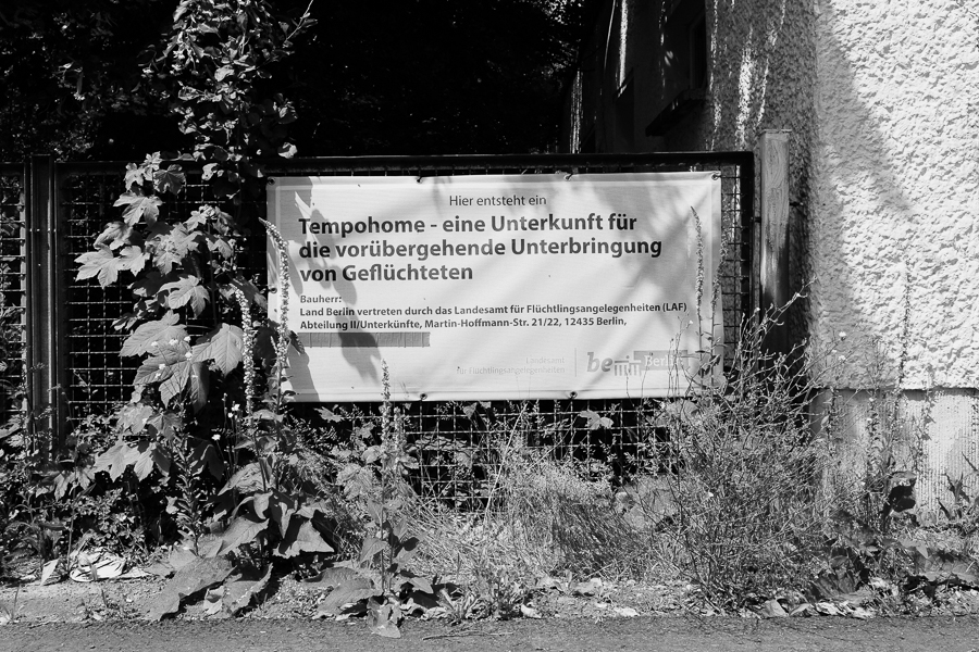 Tempohome Wollenbergerstraße